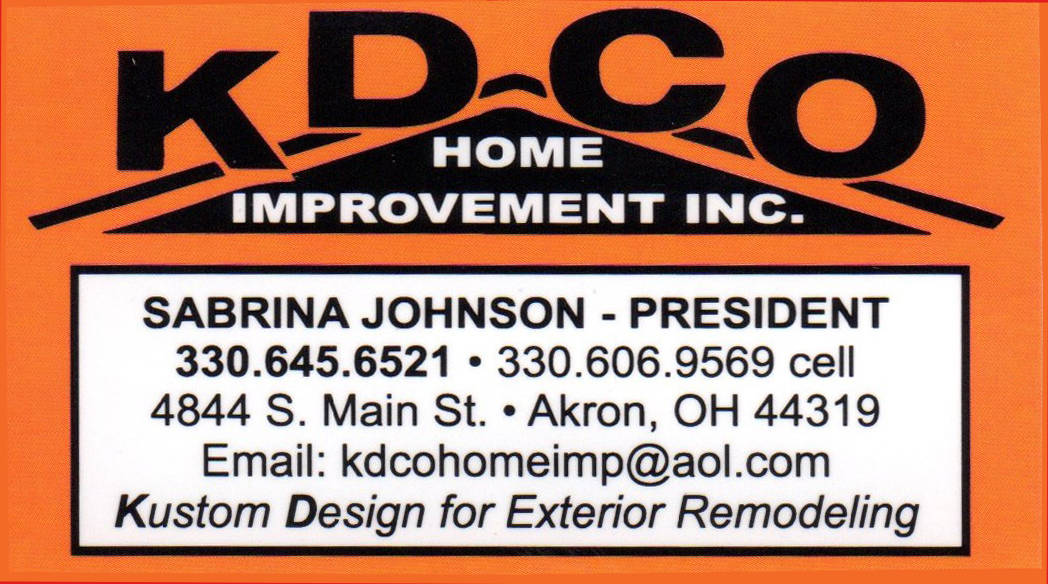kdco business card